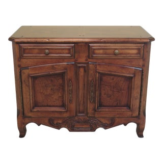 Baker Milling Road Walnut French Style Server For Sale