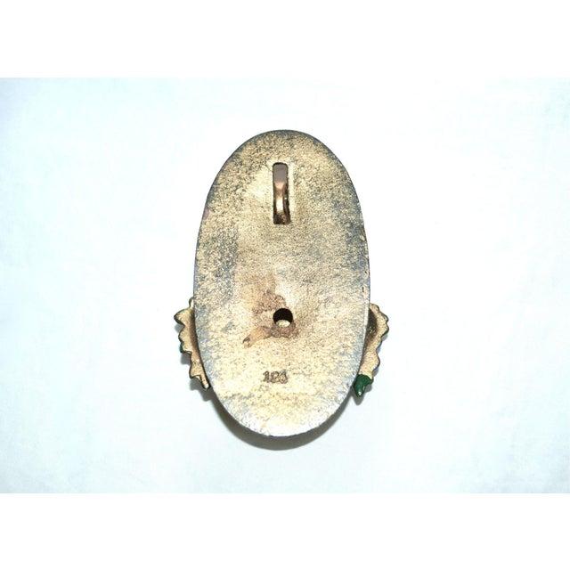 Hubley Flower Basket Door Knocker - Image 6 of 8
