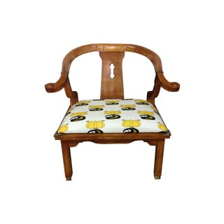 Ming Style Armchair
