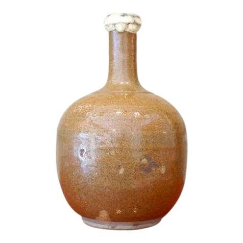 Mid 19th Century Vintage Sake Flask For Sale