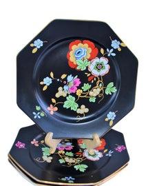 Image of English Traditional Decorative Plates