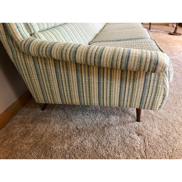 Mid-Century Modern Danish Modern Style Sofa For Sale - Image 3 of 6