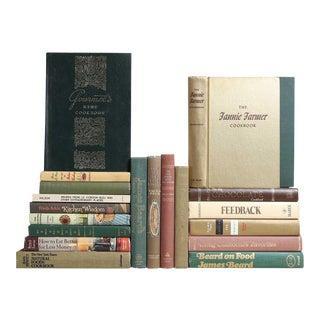 Vintage Cookbook Treasury - Set of 20
