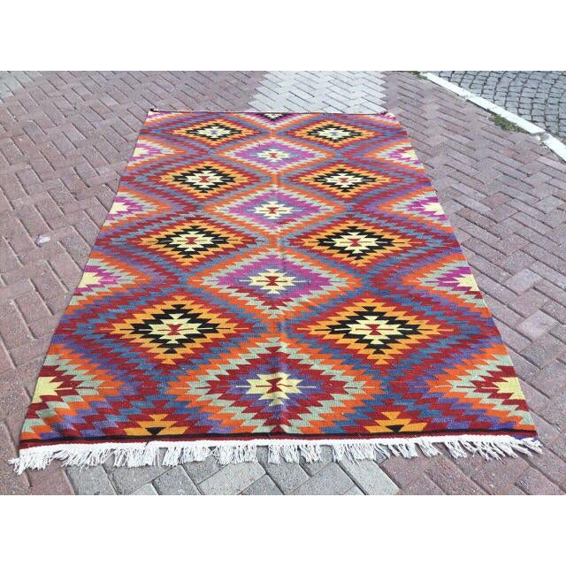 With bright colors and cool patterns it's no wonder that Kilim rugs are the darlings of design blogs and magazines. This...