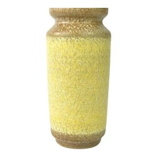 1970s Ceramic Vase, Scheurich Keramik, Germany For Sale