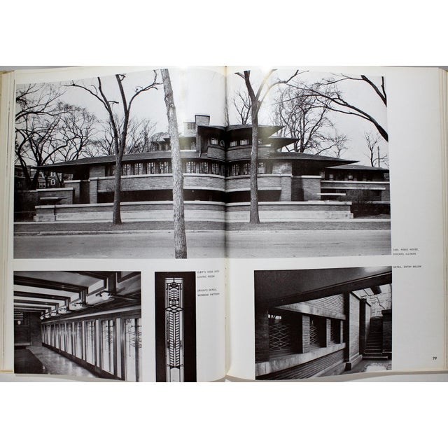 Frank Lloyd Wright Frank Lloyd Wright: A Testament, First Edition For Sale - Image 4 of 13
