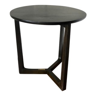 Brownstone Messina Round End Table For Sale
