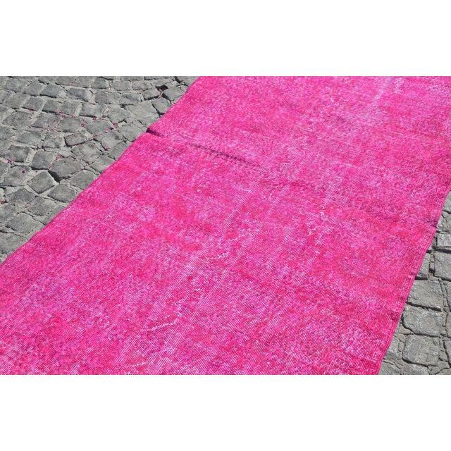 Turkish Floor Rug- 3′10″ × 6′11″ - Image 3 of 6