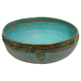 Los Feliz Ceramic Bowl by Andrew Wilder, 2018 For Sale