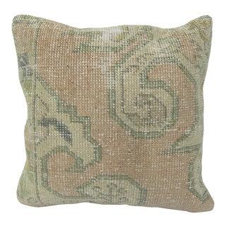 Vintage Turkish Decorative Pillow Cover For Sale