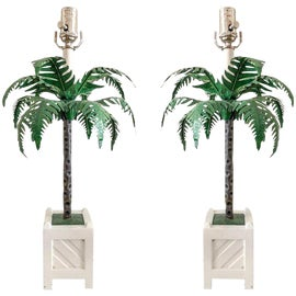 Image of Chippendale Table Lamps