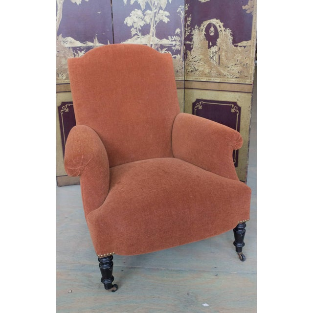 1920s Napoleon III Armchair For Sale In New York - Image 6 of 11