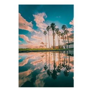 """Cabrillo Beach Reflections Color Print by Jason Mageau - 11"""" x 14"""""""