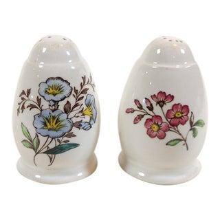 Spode Gainsborough Salt & Pepper Shakers - A Pair For Sale