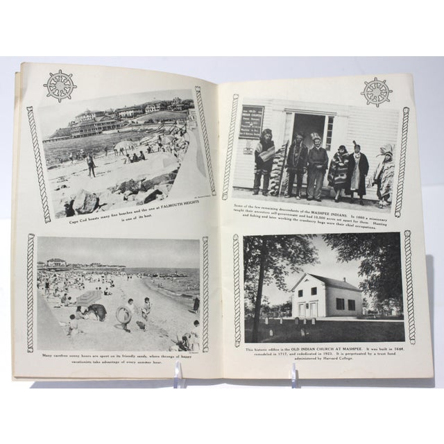 Mid 20th Century Mid-Century Book Buzzards Bay Quaint Cape Cod For Sale - Image 5 of 12