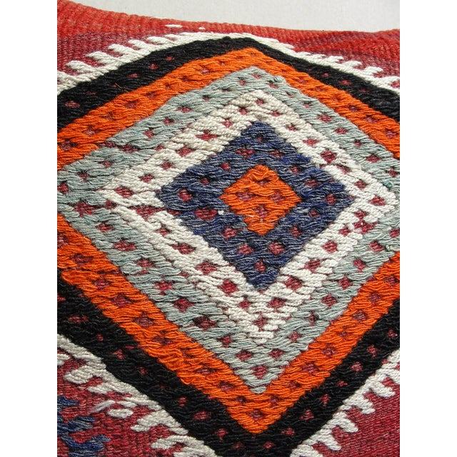 Kilim Rug Pillow - Image 5 of 11