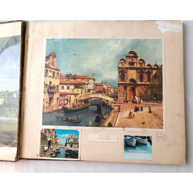 """""""Venice, 1889"""" Illustrated Hardcover Book For Sale In Los Angeles - Image 6 of 12"""