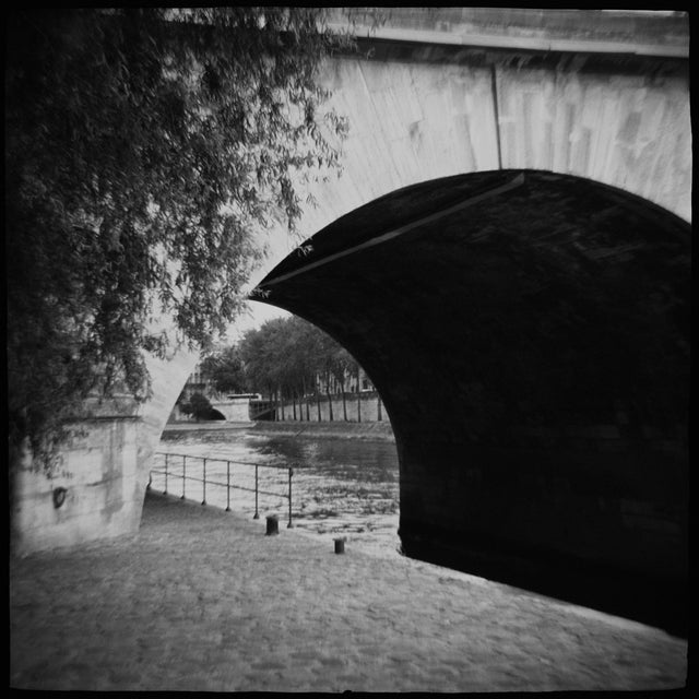"""La Seine"" Photography - Image 2 of 2"