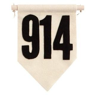 Westchester 914 Felt Flag For Sale