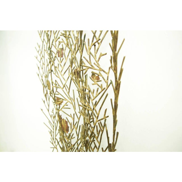 Metal Wall Sculpture by Richard Filipowski For Sale - Image 7 of 11