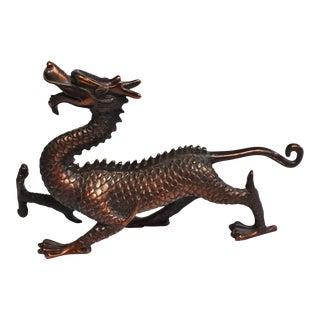 Copper Bronze Dragon For Sale
