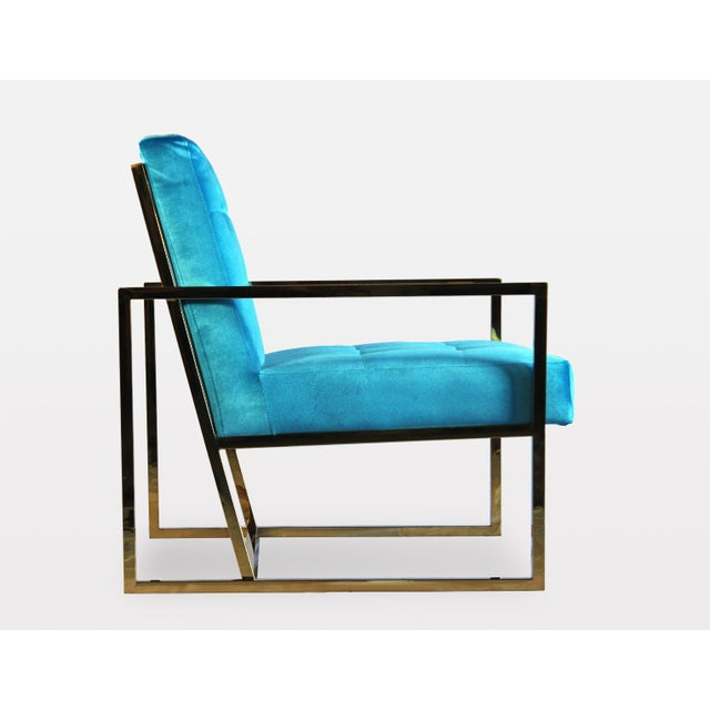 Pasargad DC Millan Collection Leisure Chair For Sale In Washington DC - Image 6 of 9
