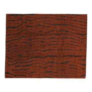 Kilimanjaro Red/Black, 8 x 10 Rug For Sale