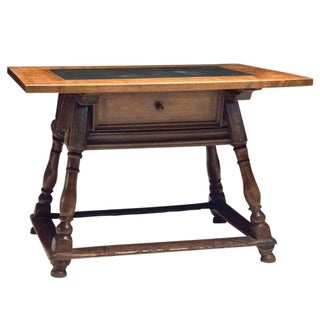 Swiss Tavern Table For Sale