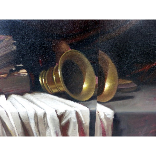 Still Life w/ Letters by Diego Dayer - Image 8 of 11