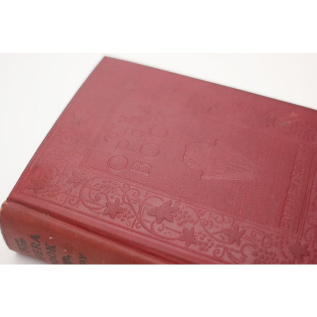 Antique Burgundy Books - A Pair - Image 6 of 9