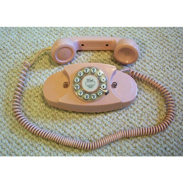 Crosley Reproduction Pink Princess Phone - Image 2 of 3