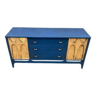 1960s Mid-Century Modern Broyhill Brasilia Dresser For Sale