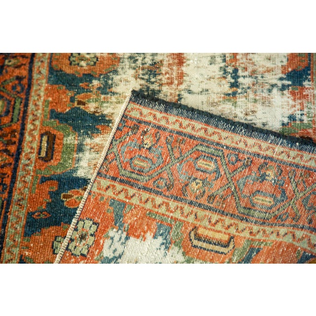 "Antique Lilihan Rug Runner - 2'8"" x 5'11"" - Image 9 of 10"