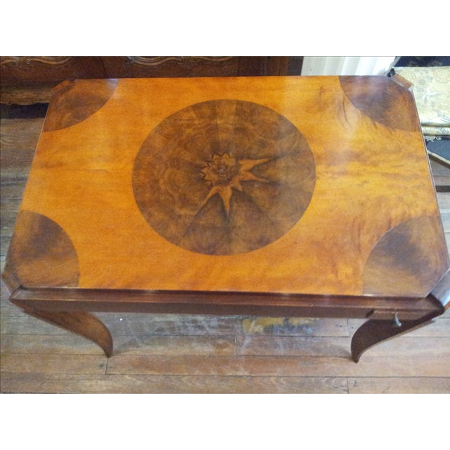 Art Deco Games Table - Image 5 of 8