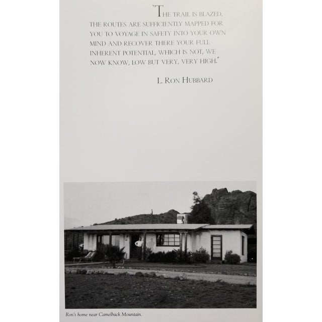 L. Ron Hubbard, Images of a Lifetime - a Photographic Biography For Sale In Tampa - Image 6 of 7
