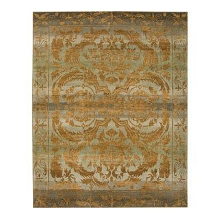 Legacy Collection - Customizable Sage Rug (9x12) For Sale