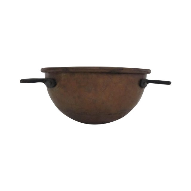 Copper Candy Cauldron For Sale
