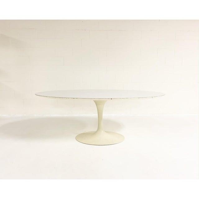Eero Saarinen Tulip Dining Table For Sale In Saint Louis - Image 6 of 6