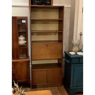 American of Martinsville Shelf With Desk Preview