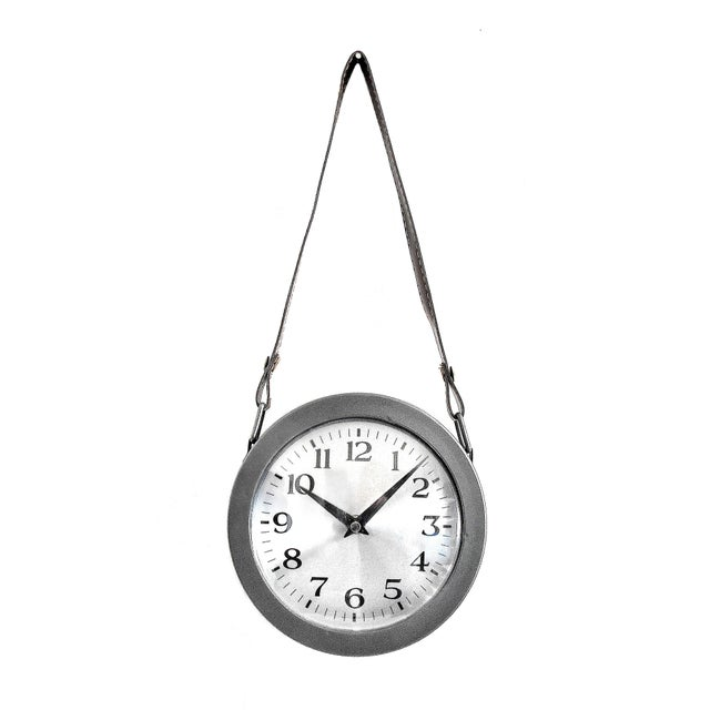 Naturalist Hanging Wall Clock - Image 2 of 8
