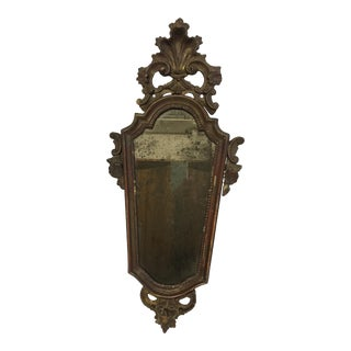 18th Century Italian Venetian Mirror For Sale