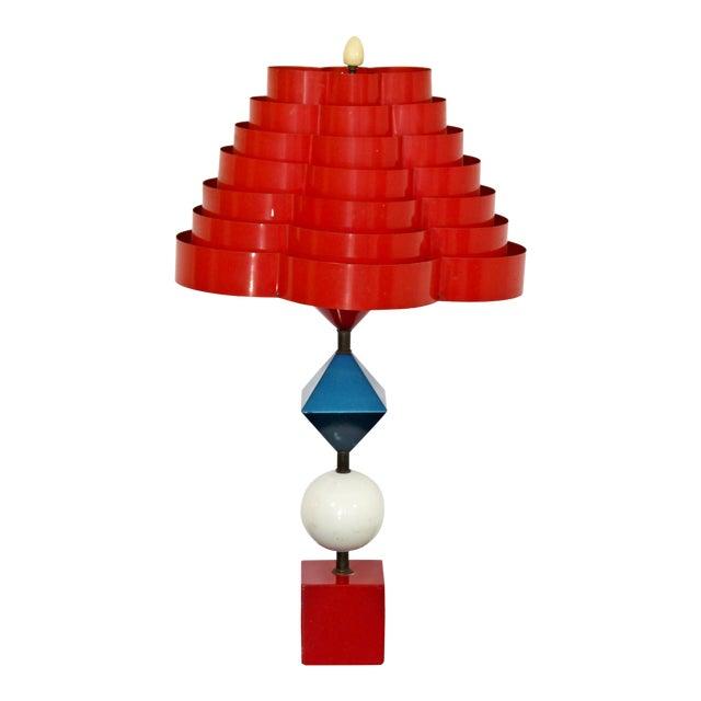 1960s Mid Century Modern Gerald Thurston Lightolier Lamp For Sale