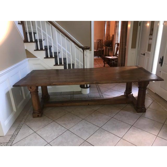 Ralph Lauren Ralph Lauren Danby Dining Room Table For Sale - Image 4 of 10