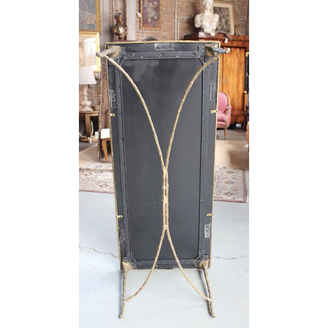 Maison Bagues Style Bronze Cocktail Table - Image 6 of 6
