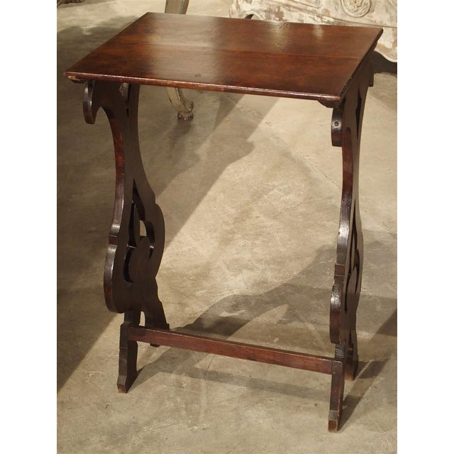 Antique Italian Nesting Tables - a Pair For Sale - Image 11 of 13
