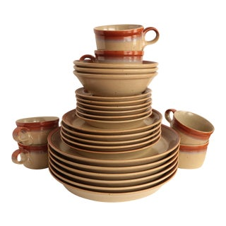 Ben Seibel for Mikasa Dinnerware Set - 26 Pieces