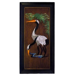 Cranes Mosaic For Sale