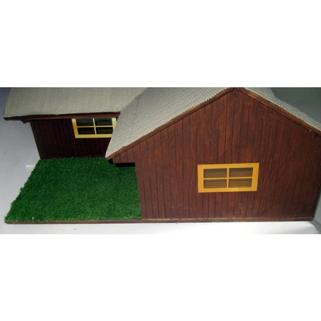 C.1970s Ranch Style Dollhouse For Sale - Image 10 of 11