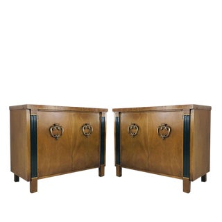 Vintage Johnson Furniture Chests/Night Stands For Sale