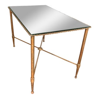 1960s Hollywood Regency Cocktail Table For Sale